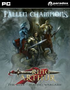 Jaquette de King Arthur : Fallen Champions PC