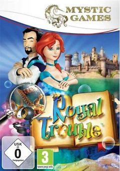 Jaquette de Royal Trouble PC