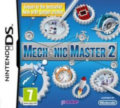 Jaquette de Mechanic Master 2 DS