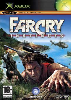 Jaquette de Far Cry : Instincts Xbox
