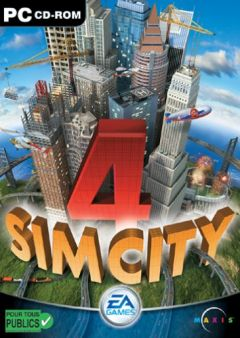 Jaquette de SimCity 4 PC