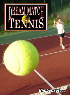 Jaquette de Dream Match Tennis Pro PC