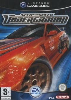 Jaquette de Need for Speed Underground GameCube