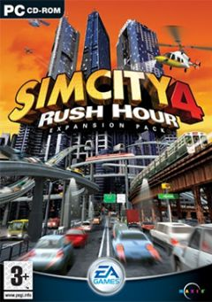 Jaquette de SimCity 4 : Rush Hour PC