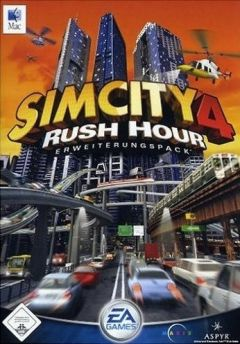Jaquette de SimCity 4 : Rush Hour Mac