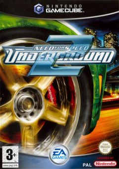 Jaquette de Need for Speed Underground 2 GameCube
