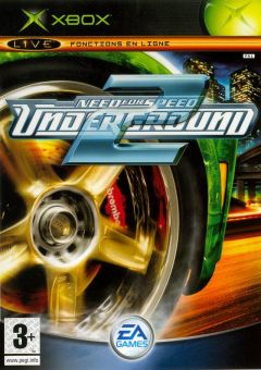 Jaquette de Need for Speed Underground 2 Xbox