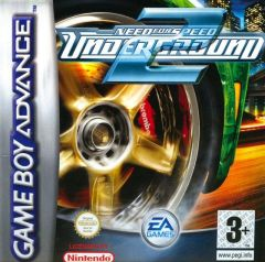 Jaquette de Need for Speed Underground 2 Game Boy Advance