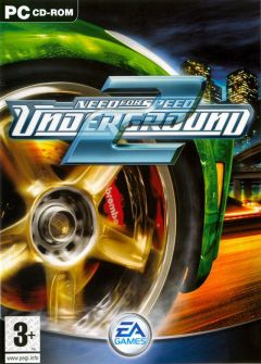 Jaquette de Need for Speed Underground 2 PC