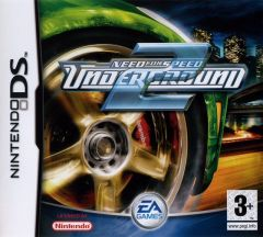 Jaquette de Need for Speed Underground 2 DS
