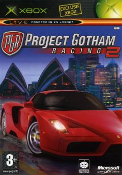 Jaquette de Project Gotham Racing 2 Xbox