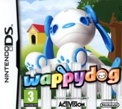 Jaquette de Wappy Dog DS
