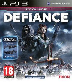 Jaquette de Defiance PlayStation 3