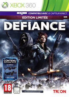 Jaquette de Defiance Xbox 360