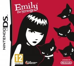 Jaquette de Emily The Strange DS