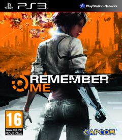 Jaquette de Remember Me PlayStation 3