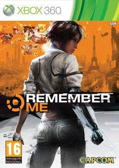 Jaquette de Remember Me Xbox 360