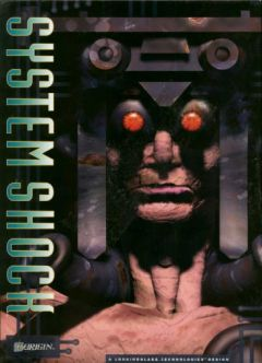 Jaquette de System Shock (Original) Mac