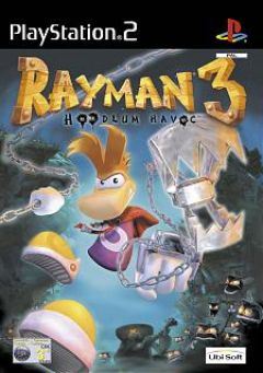 Jaquette de Rayman 3 : Hoodlum Havoc PlayStation 2