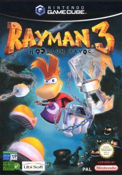 Jaquette de Rayman 3 : Hoodlum Havoc GameCube
