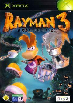 Jaquette de Rayman 3 : Hoodlum Havoc Xbox