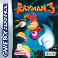 Jaquette de Rayman 3 : Hoodlum Havoc Game Boy Advance