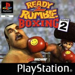 Jaquette de Ready 2 Rumble Boxing Round 2 PlayStation