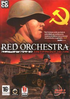 Jaquette de Red Orchestra : Ostfront 41-45 PC
