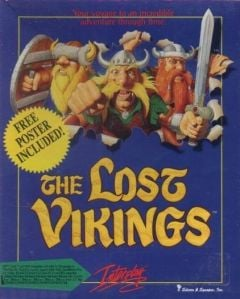 Jaquette de The Lost Vikings PC