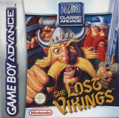 Jaquette de The Lost Vikings Game Boy Advance