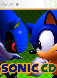 Jaquette de Sonic CD Xbox 360