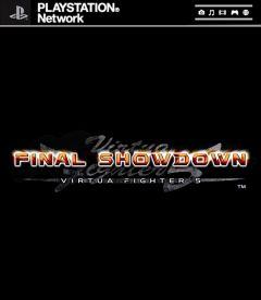 Virtua Fighter 5 Final Showdown (PS3)
