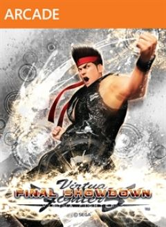 Jaquette de Virtua Fighter 5 Final Showdown Xbox 360