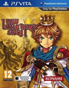 Jaquette de New Little King's Story PS Vita