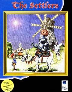 Jaquette de The Settlers (original) Amiga
