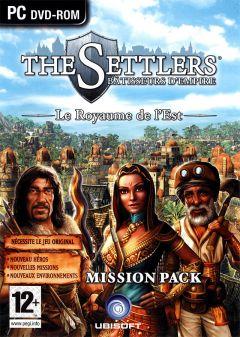 Jaquette de The Settlers : Bâtisseurs d'Empire - Le Royaume de l'Est PC