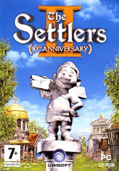 Jaquette de The Settlers II : 10th Anniversary PC
