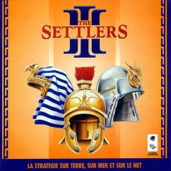Jaquette de The Settlers III PC
