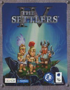 Jaquette de The Settlers IV PC