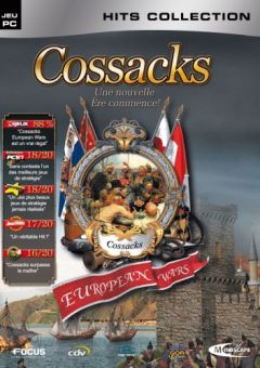 Jaquette de Cossacks : European Wars PC