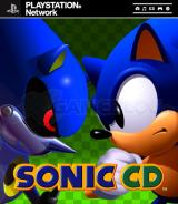 Jaquette de Sonic CD PlayStation 3