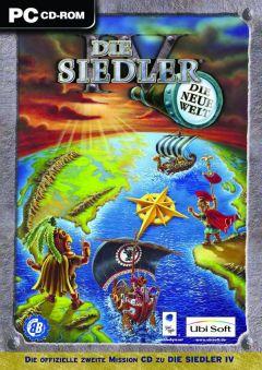 Jaquette de The Settlers IV : Die Neue Welt PC