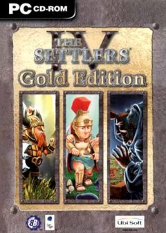 Jaquette de The Settlers IV : Gold Edition PC