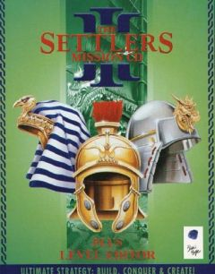 Jaquette de The Settlers III : Mission CD PC