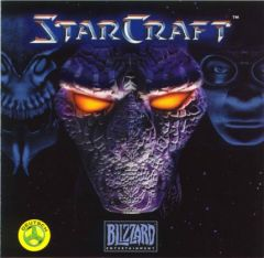 Jaquette de StarCraft PC