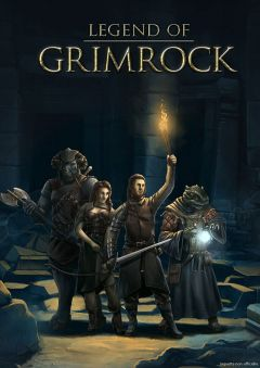 Jaquette de Legend of Grimrock Mac