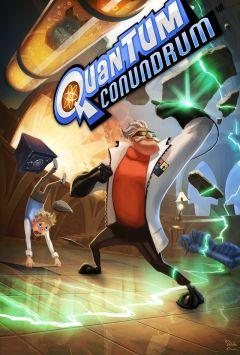 Jaquette de Quantum Conundrum PC