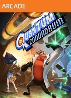 Jaquette de Quantum Conundrum Xbox 360