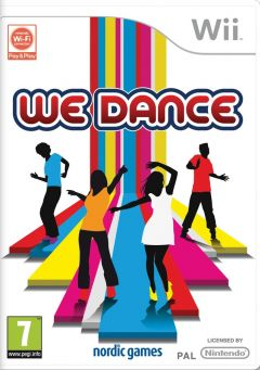 Jaquette de We Dance Wii
