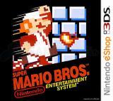 Jaquette de Super Mario Bros. Nintendo 3DS